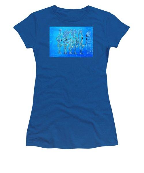 Dinka Wise Virgins  Women's T-Shirt