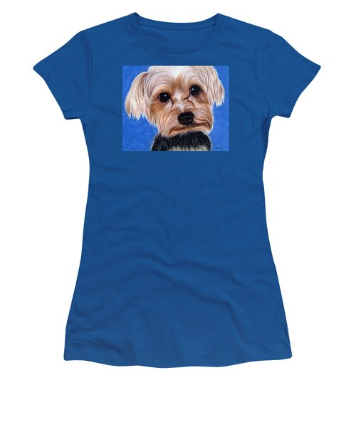 Terrier Women's T-Shirt (Athletic Fit)
