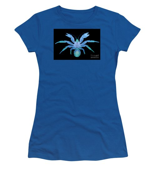 X-ray Of Coconut Crab Women's T-Shirt