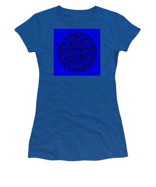 Blue Oreo Women's T-Shirt