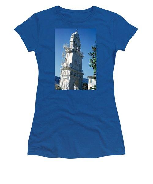 Church Bells Women's T-Shirt (Athletic Fit)