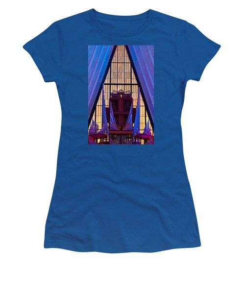 Echo Of The Pipes Women's T-Shirt