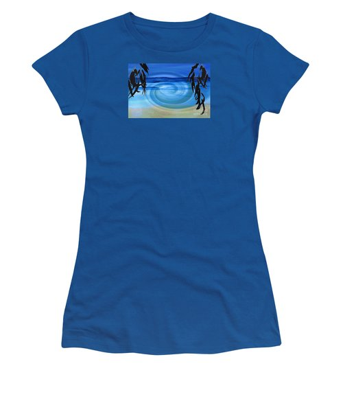 Eucalyptus Ocean View Women's T-Shirt