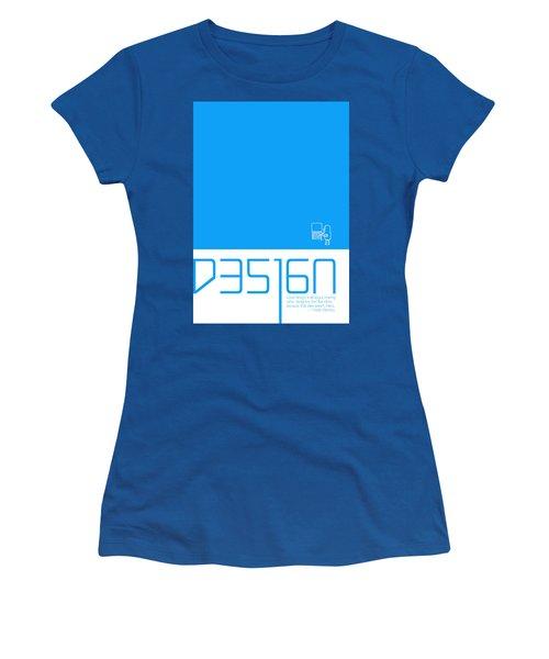 Grank Chimero Quote Poster  Women's T-Shirt