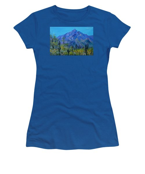 Mexico. Countryside Women's T-Shirt (Athletic Fit)