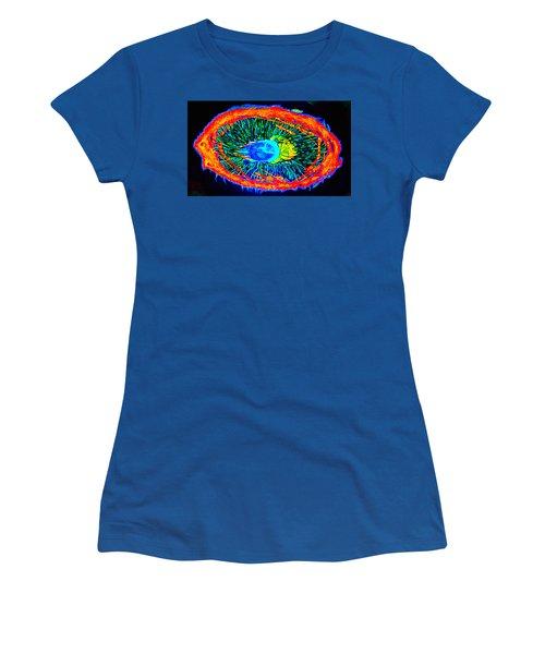 ONE Women's T-Shirt (Junior Cut) by Lisa Brandel