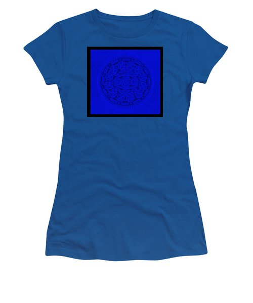 Oreo In Blue Women's T-Shirt