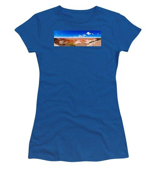 Painted Desert Panorama Women's T-Shirt