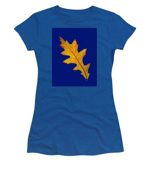 Pin Oak Leaf Women's T-Shirt