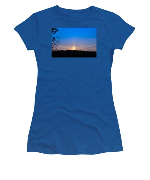 The Road To The Sky Women's T-Shirt