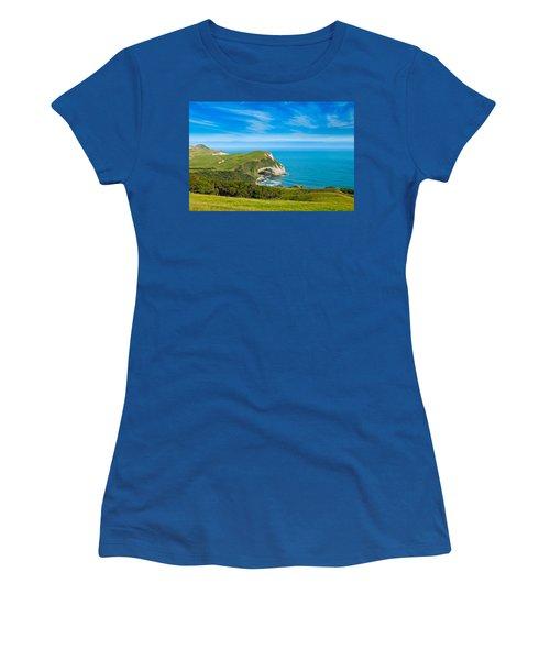 Cape Farewell Able Tasman National Park Women's T-Shirt