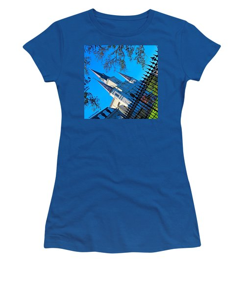 #happy Thursday From #stlouiscathedral Women's T-Shirt