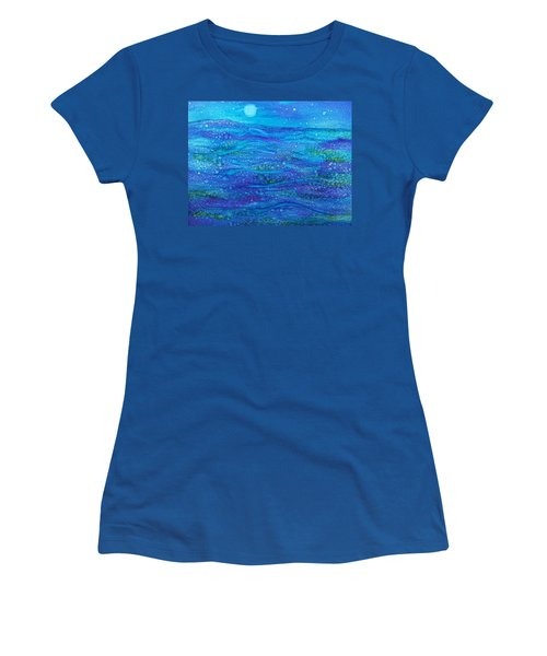 Midnight Swim Women's T-Shirt