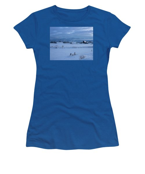 Moody Blues Women's T-Shirt (Athletic Fit)