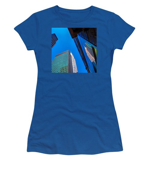 Photoshopping #tbt #nyc Summer Of 2013 Women's T-Shirt