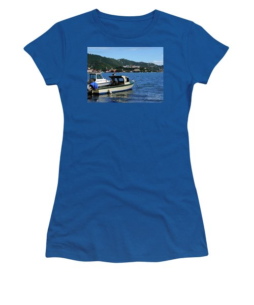 Ready To Go Women's T-Shirt (Athletic Fit)