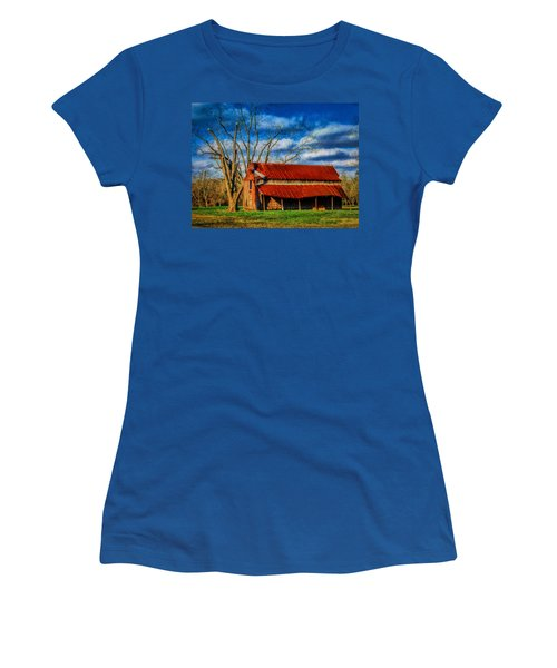 Red Roof Barn Women's T-Shirt
