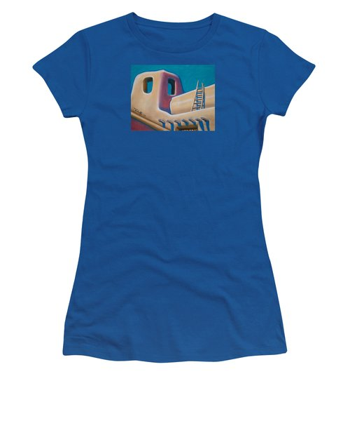 Santa Fe Style Women's T-Shirt (Athletic Fit)