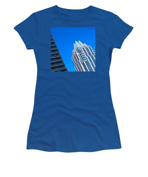 Such A Perfect #bluesky Day In Women's T-Shirt