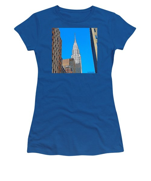 #tbt - #newyorkcity June 2013 Women's T-Shirt