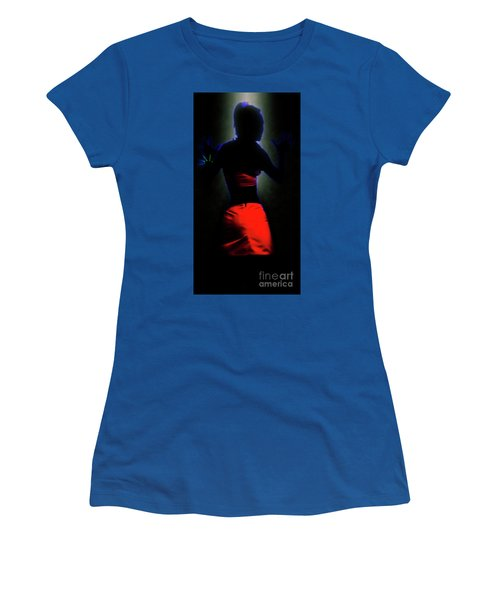 The Effects Of Uv On Reflective Clothing Women's T-Shirt