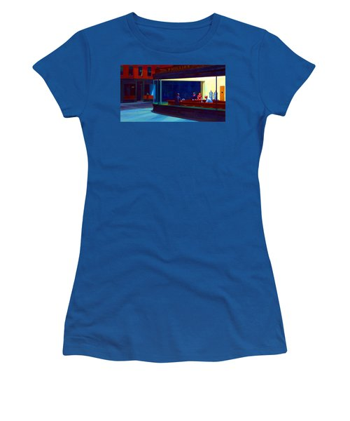 Nighthawks Women's T-Shirt