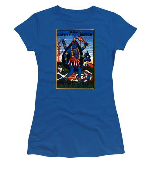 1920 Hindu Goddess Kali Women's T-Shirt