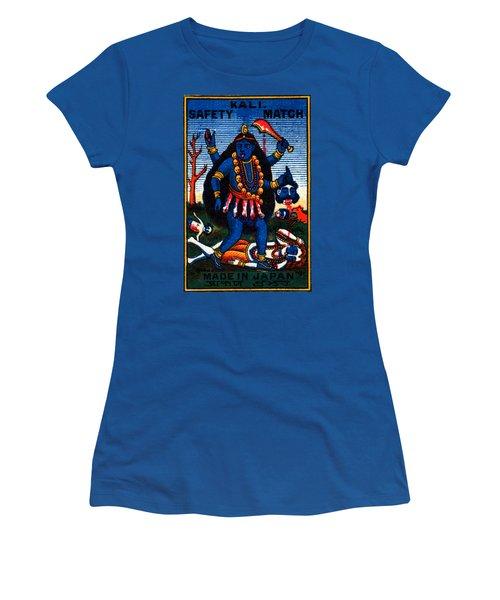1920 Hindu Goddess Kali Women's T-Shirt