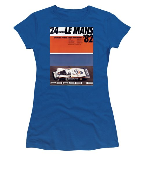 1982 24hr Le Mans Women's T-Shirt