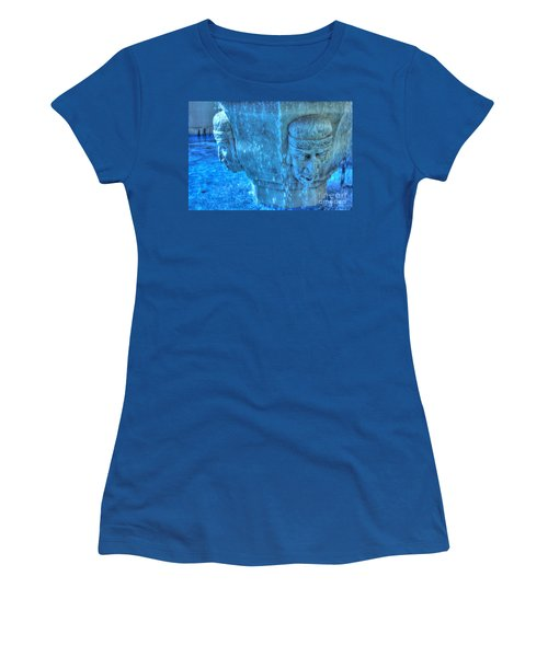 Face To Face Women's T-Shirt (Athletic Fit)
