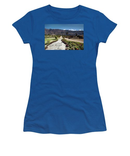 Old Yungay Campo Santo Women's T-Shirt