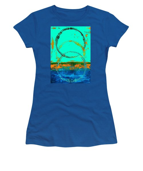 3 In One Women's T-Shirt (Junior Cut) by Everette McMahan jr