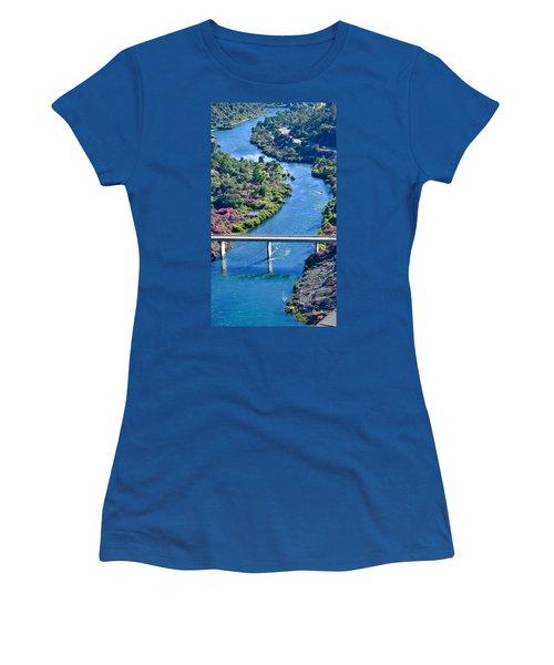 Shasta Dam Spillway Women's T-Shirt