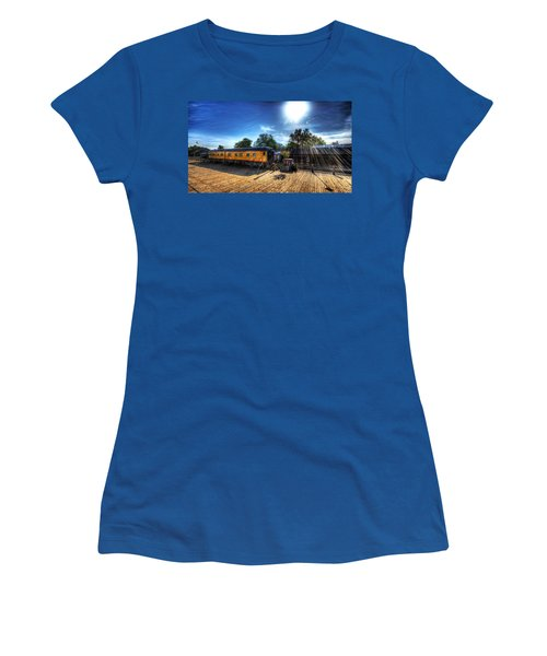 Train Women's T-Shirt