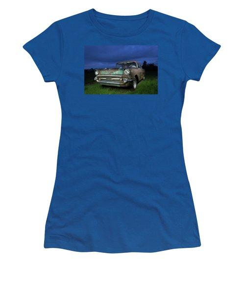 57' Chevrolet Women's T-Shirt