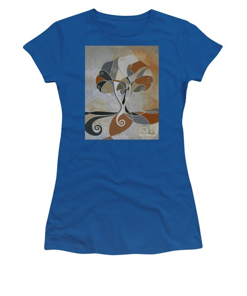 A Cold Winter's Day Women's T-Shirt (Athletic Fit)