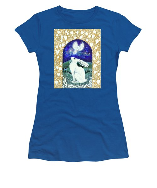 A Deep Thought Women's T-Shirt (Athletic Fit)