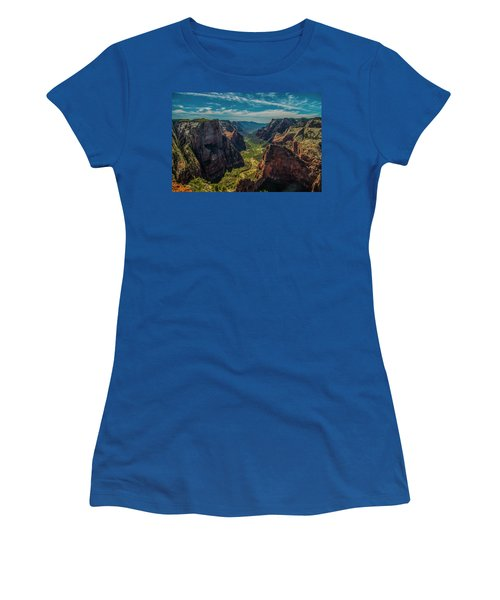 A Forever View Women's T-Shirt