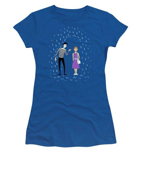 A Helping Hand Women's T-Shirt