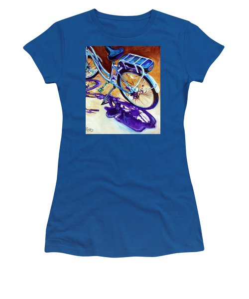 A Pedego Cruiser Bike Women's T-Shirt