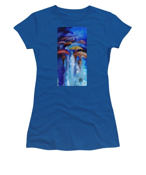 A Rainy Day In Paris Women's T-Shirt