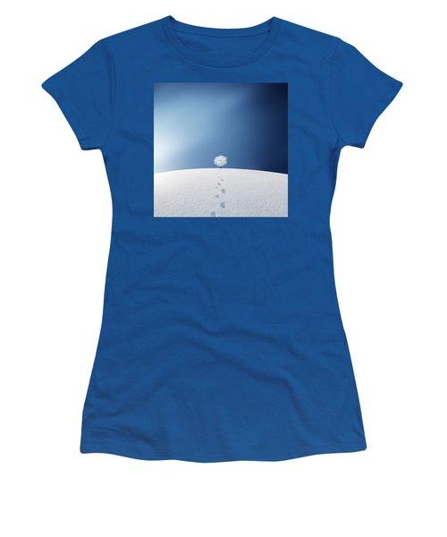 A Tree In The Field Women's T-Shirt