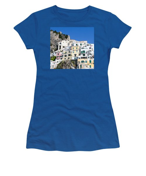 A View Of The Adratic Sea Women's T-Shirt (Athletic Fit)