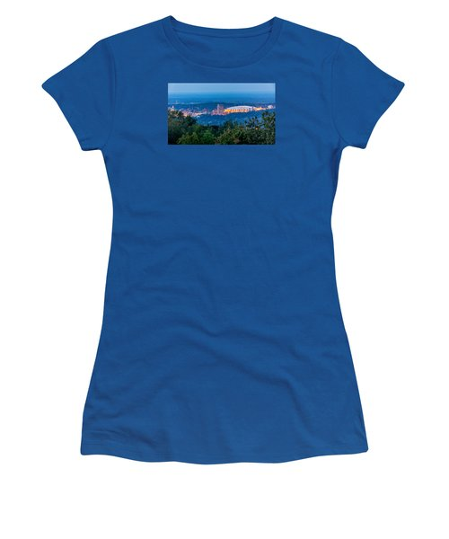 A View To Remember Women's T-Shirt (Athletic Fit)