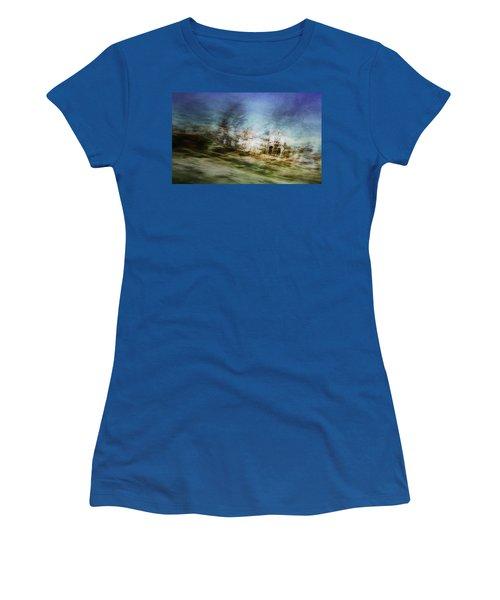 A Walk On The East Side Women's T-Shirt