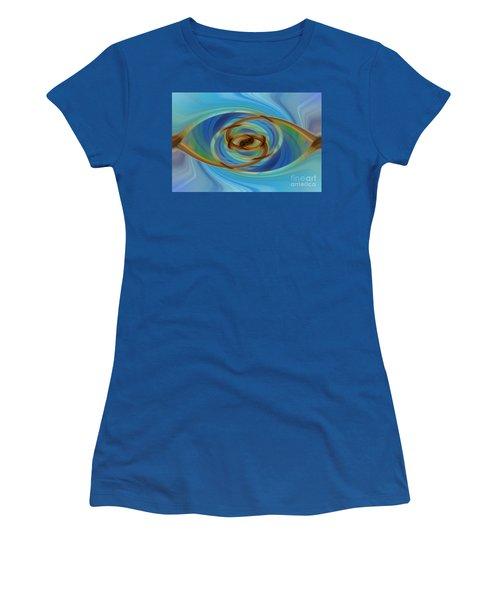 Abstract Tennis Women's T-Shirt