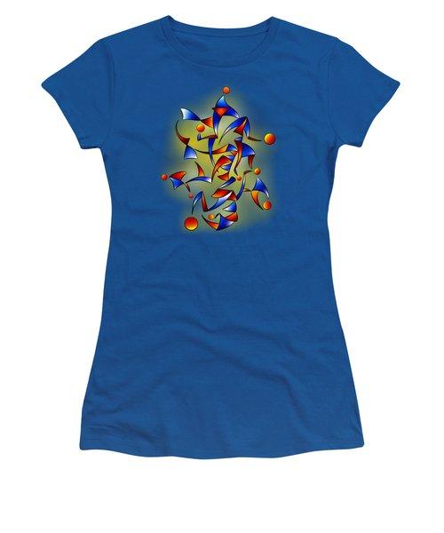 Abugila V5 Women's T-Shirt (Junior Cut) by Cersatti