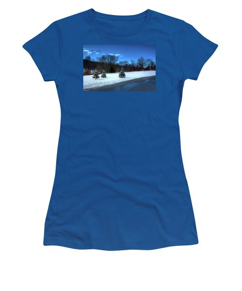 After The Snow Women's T-Shirt