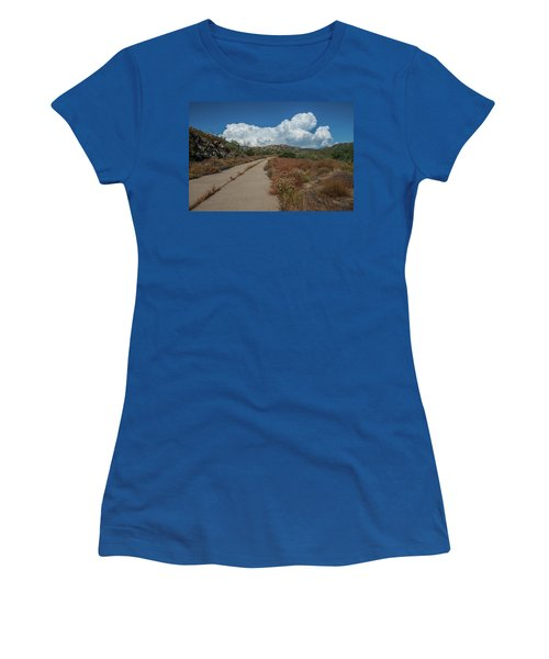 Afternoon, Old Road Women's T-Shirt