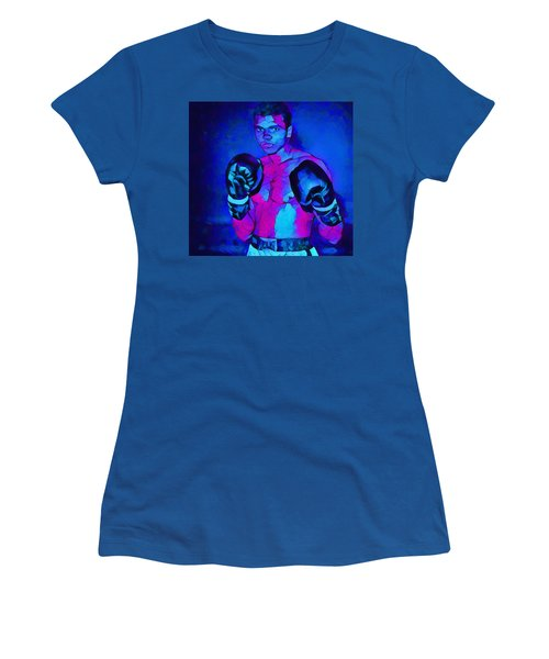 Ali Graphic Abstract Women's T-Shirt